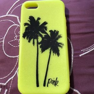PINK I phone 5s case